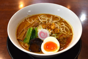 JR茨木のラーメン・つけ麺「自家製麺・らーめん屋一心」